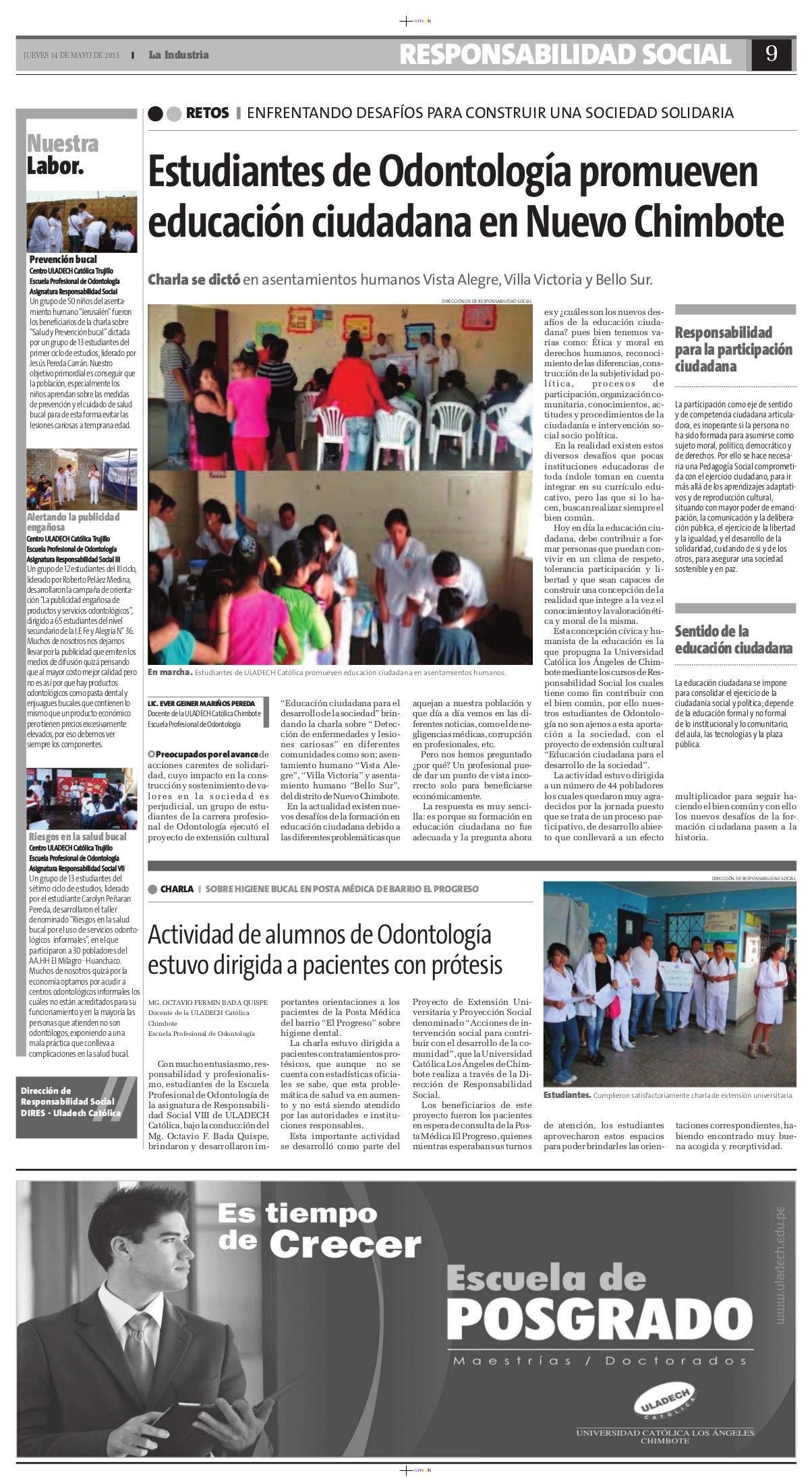 14-05-2015_La Industria_Odontologia-Chim