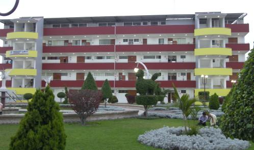 Nuevo Pabellon de la Escuela de Enfermería