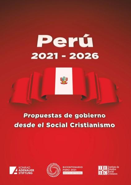 Propuestas de gobierno desde el Social Cristianismo
