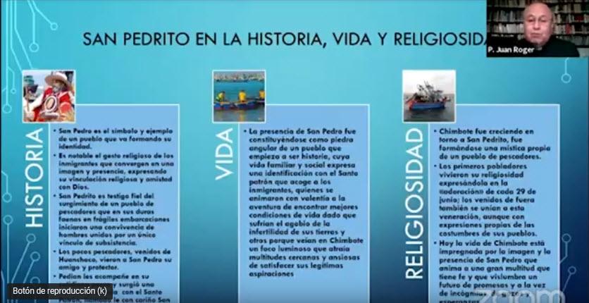 San Pedrito, patrimonio cultural de la nación